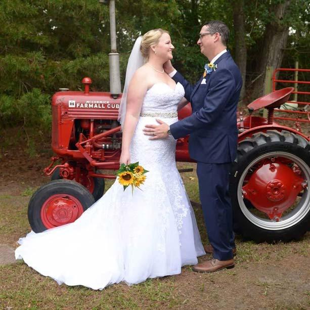 Corey and Nikki Eveler